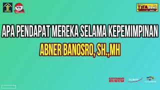 VIDEO LEPAS SAMBUT BANOSRO ABNER TIFA NEWS EDISI 37