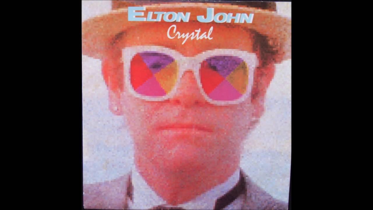 Elton John Crystal 12 Disconet Extended Maxi Version Youtube