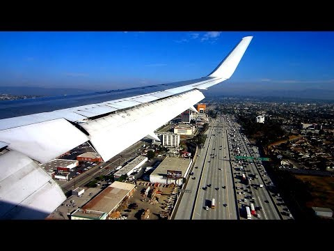 Boeing 767-300 LATAM Peru | Lima - Los Angeles | Amazing landscape over the Sonora desert