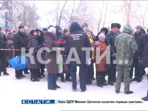 Вне зоны доступа - затрещавший по швам дом в Дзержинске оказался закрыт для жильцов еще на месяц