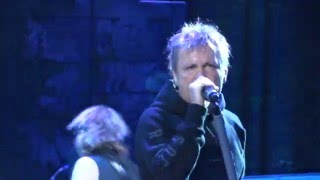 """""""Children of the Damned"""" live UP FRONT! Iron Maiden Chicago 4-6-2016"""