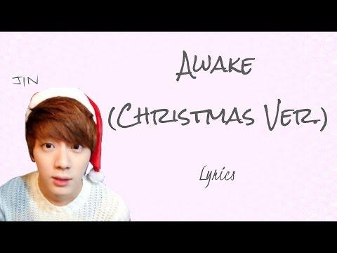 [#진스타 (JINSTA)] BTS Jin - 'Awake' (Christmas Ver.) [Han|Rom|Eng lyrics]