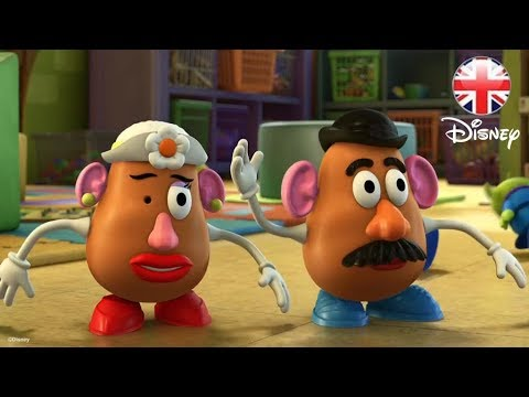 TOY STORY 3   Playtime Clip   Official Disney UK