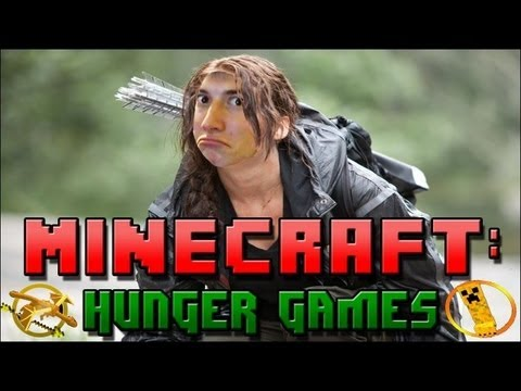 Minecraft: Hunger Games w/Mitch! Game 34 - Catch Me If You Can!!!