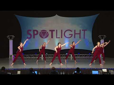 Best Lyrical/Modern/Contemporary // AND SO IT GOES - Tanya's Dance Company [Billings, MT]
