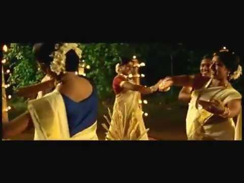 Manjadikuru ▌an Anjali Menon film ▌ Thiruvathira Song - Marghazhi Manjil