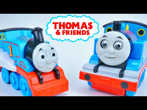 Thomas Steam Rattle Roll Rock and Roll Singing Rc Tank Engine Train Race