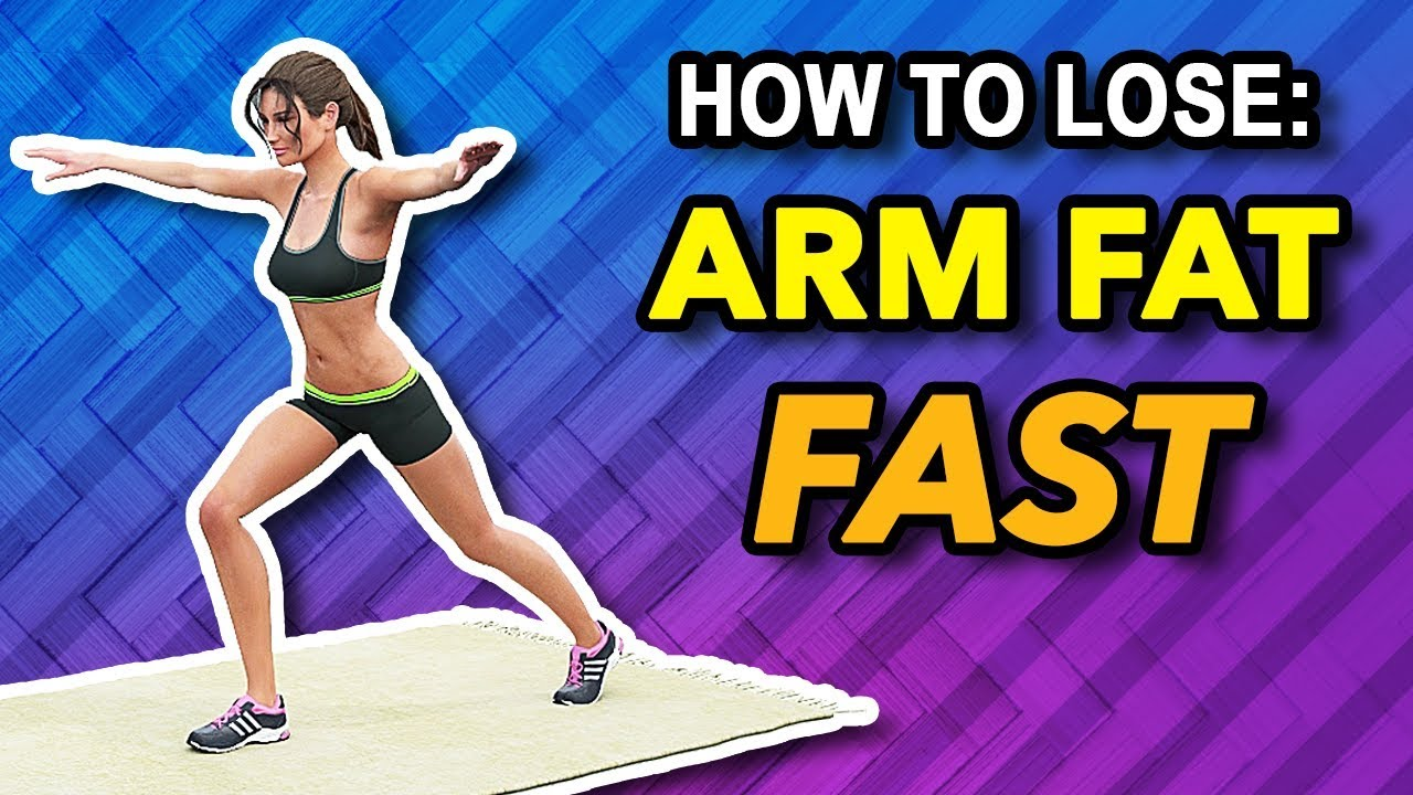 How To Lose Arm Fat Fast 12 Min Youtube