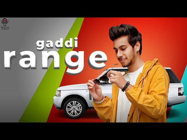 Gaddi Range (Official video) Shekhar   Warrior Production