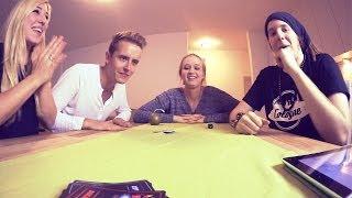 Heftige Lachanfälle mit Bibi, Caty & Julian beim Spieleabend #Pinguru