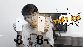 iPhone 8/8 Plus - THẤT BẠI của Apple nhu the nao
