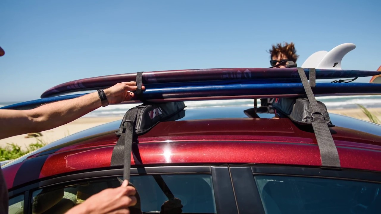 yakima easytop roof rack product tour installation
