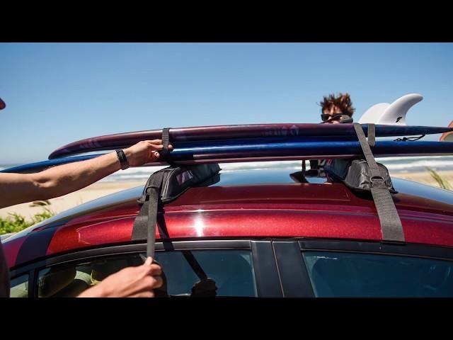 Yakima [] EasyTop Roof Rack [] Product Tour & Installation