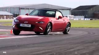 Mazda MX-5 Miata 2015 Drifting