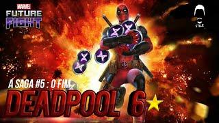 DEADPOOL 6★ : O FIM #5 - MARVEL Future Fight