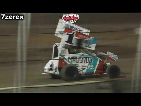 Mini Sprints Heat 2 Barona Speedway 11-15-2019