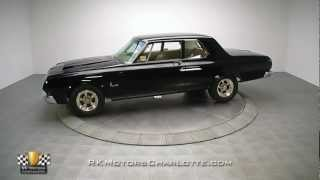 134001 / 1964 Plymouth Savoy A-864 Super Stock