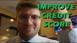 How to Improve Your Credit Score in Your 20s