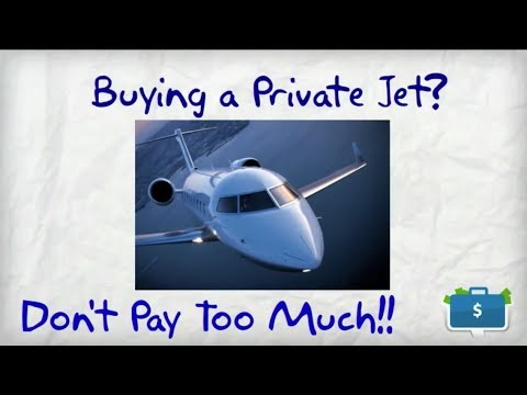 Private Jet For Sale - Don't Pay Too Much!  Private Jet For Sale - What is Your Jet Worth?