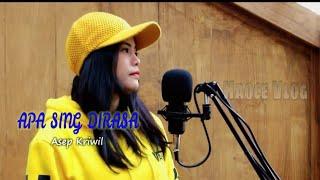 Apa Sing Di Rasa - Asep KriwiL   Karaoke - Version  .