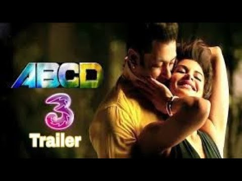 ABCD 3 Trailer,ABCD 3,ABCD 2,ABCD , Any body can dance, Prabhu Deva, Salman Khan, Varun dhavan