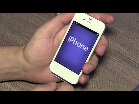 Iphone 4s Unboxing Hands On
