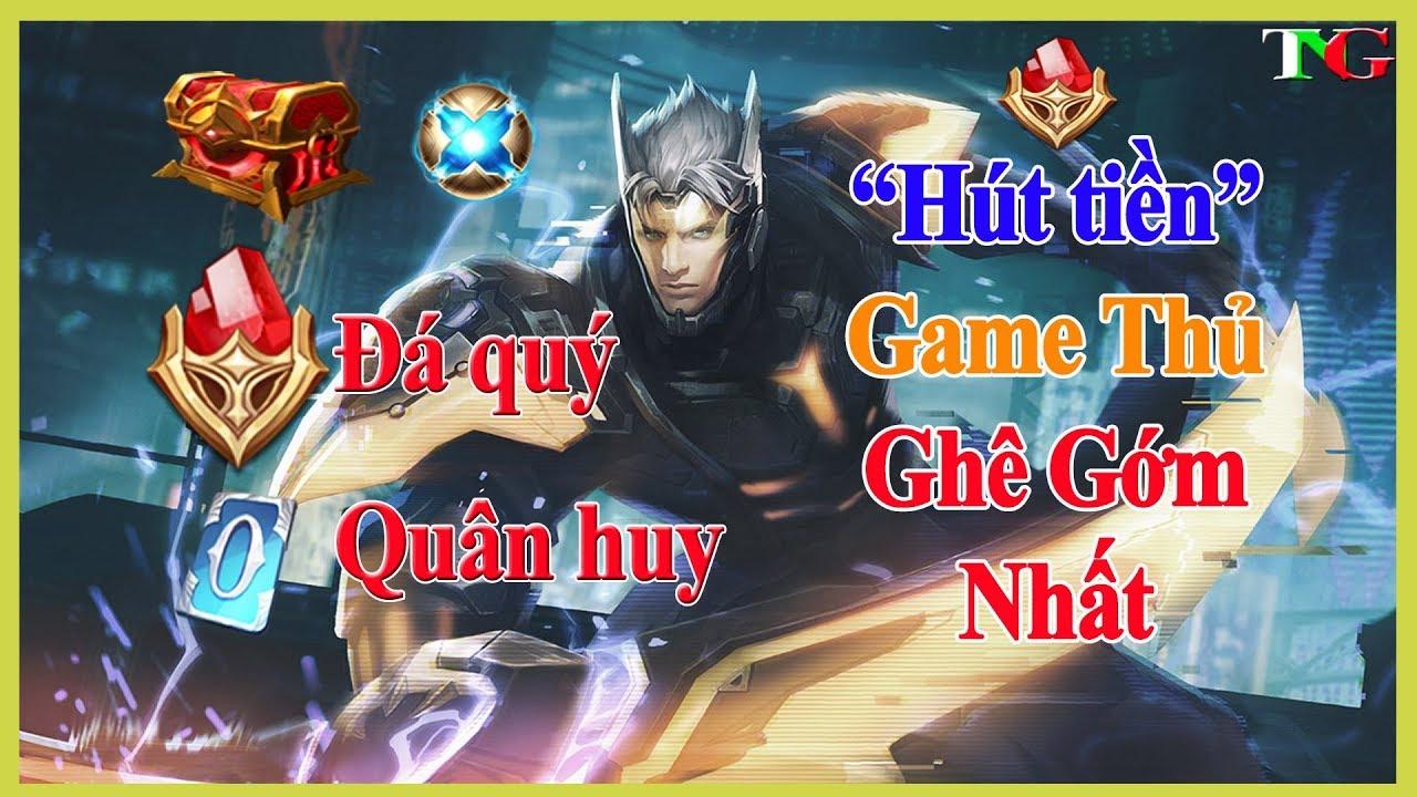 Liên quân 3 Lý Do khiến Server Việt Nam là nơi HÚT MÁU game thủ ghê gớm nhất liên quân mobile ...