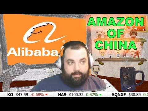 ALIBABA THE AMAZON OF CHINA! TIME TO BUY SOME? ~Investor XP~