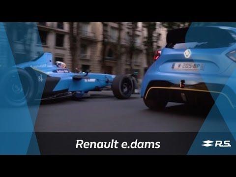 #ParisePrix: Renault electrifies the streets of Paris