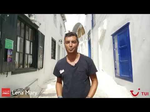 Club Lookea Lena Mary Grece Continentale Youtube