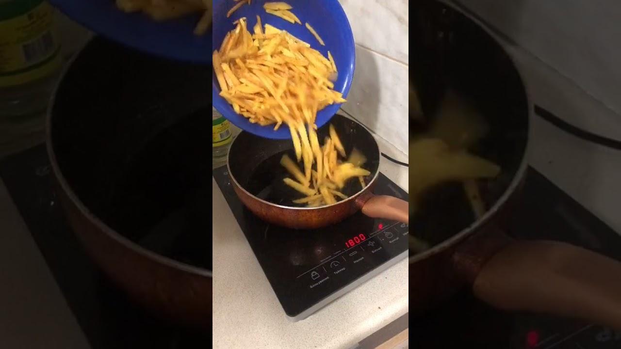 Жаренная Картошка - а почему бы и нет ?