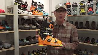Scarpa Freedom RS Ski Boot Preview