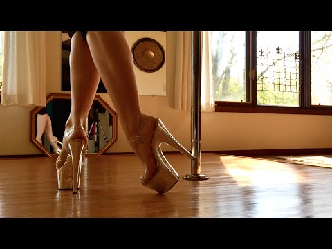 Crazy In Love - Pole Dance Freestyle (50 Shades of Grey Soundtrack)
