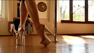 Crazy In Love - Pole Dance Freestyle 50 Shades of Grey Soundtrack(Lots of requests for this one ;) ---------------------------------------------------------------------------------------------------------------- Thank you for watching! Please Subscribe!, 2015-04-28T23:16:10.000Z)