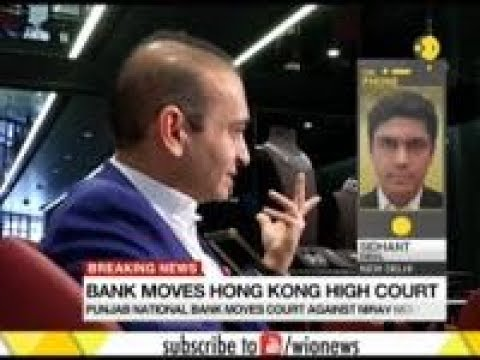PNB moves Hong Kong High Court against Nirav Modi