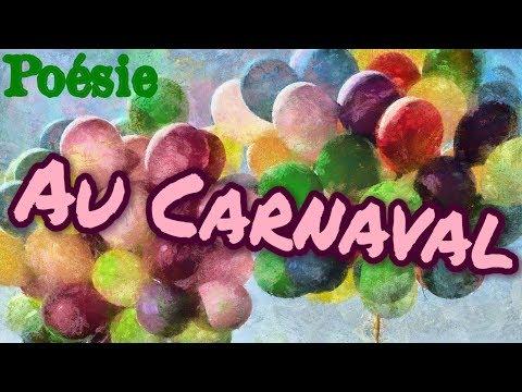 French poem 🎆🎈 Au carnaval... 🎆🎈