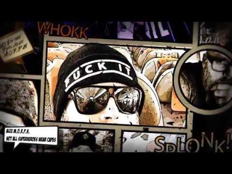 Alex M.O.R.P.H. - Not All Superheroes Wear Capes (Club Mix) HD 1080p