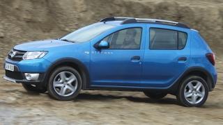 Test - Dacia Sandero Stepway