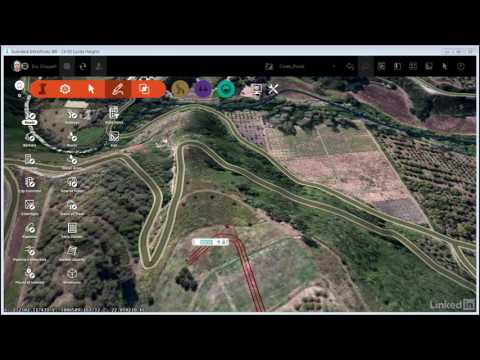 InfraWorks 360 Essential Training | Creating roads