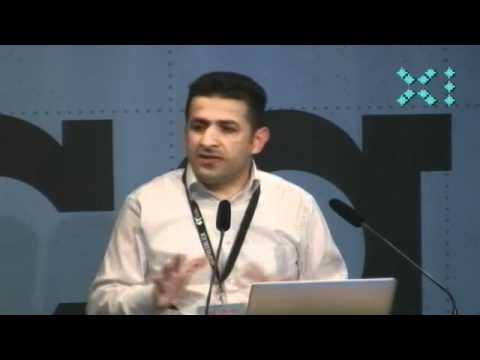 re:publica 2011 - Zahi Alawi - Facebook Revolution on YouTube