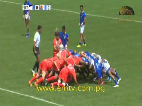 Pacific Island Nations Have a Chance at Rugby World Cup Qualification