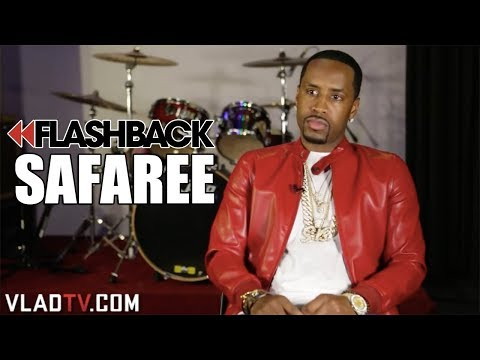 Flashback: Safaree Speaks on Nicki Minaj Butt Enlargement Rumors