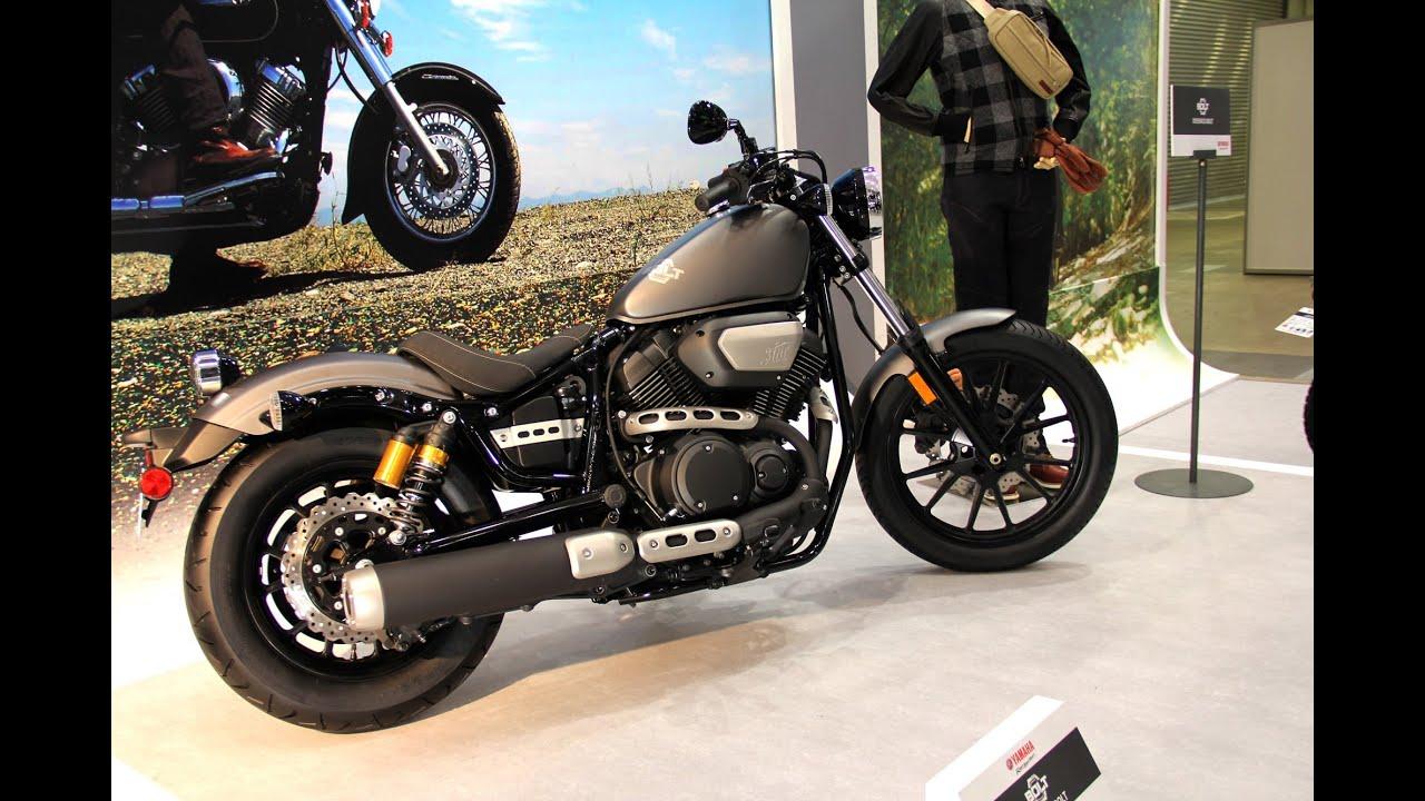 """2014 yamaha star motorcycle """"bobber"""" bolt - youtube"""