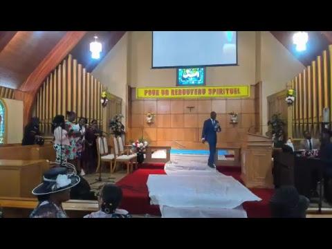Diffusion En Direct Depuis L'Église Adventiste Philadelphie De Montréal