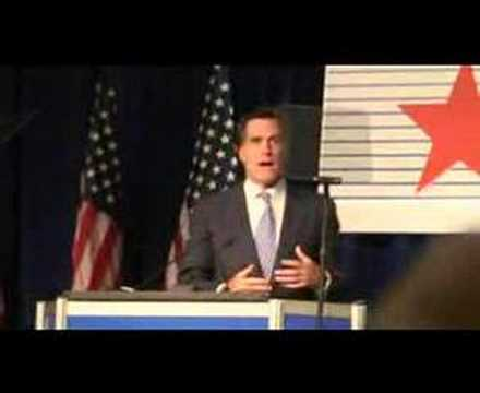 Mitt Romney Speech at CPAC: Part 5