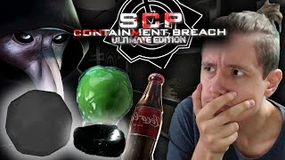ODKRYWAM NOWE KOZACKIE SCP'KI! | SCP: CONTAINMENT BREACH ULTIMATE EDITION