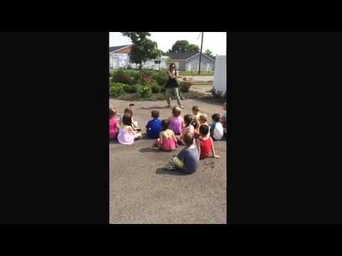 Hoop Demo for The Learning Tree Preschool
