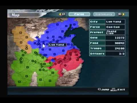 Let's Play Romance of the Three Kingdoms XI 060: Grand General Liu Bei denounces the rebel Ma Teng