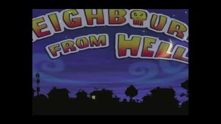 Neighbours From Hell TIttle Screen