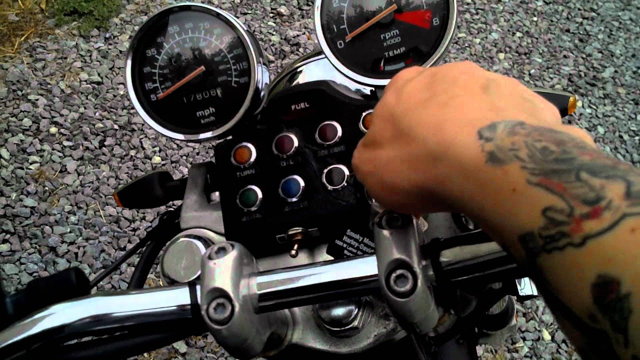 maxresdefault 1986 honda shadow vt700 youtube 1990 Honda Shadow 750 at eliteediting.co